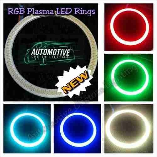 160mm – RGB MICRO SMD HALO RINGS