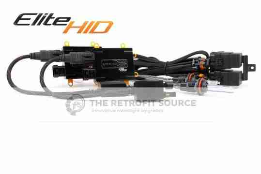 H11 (H9/H8):  MORIMOTO ELITE HID SYSTEM