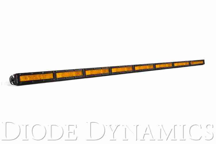 ss50 stage series 50 u0026quot  amber light bar