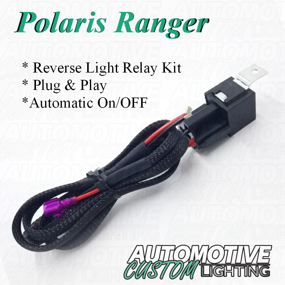 Polaris Ranger Reverse Light Harness