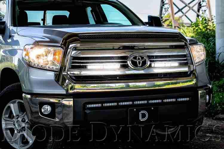 2014 Toyota Tundra Stealth Led Light Bar Bracket Kit