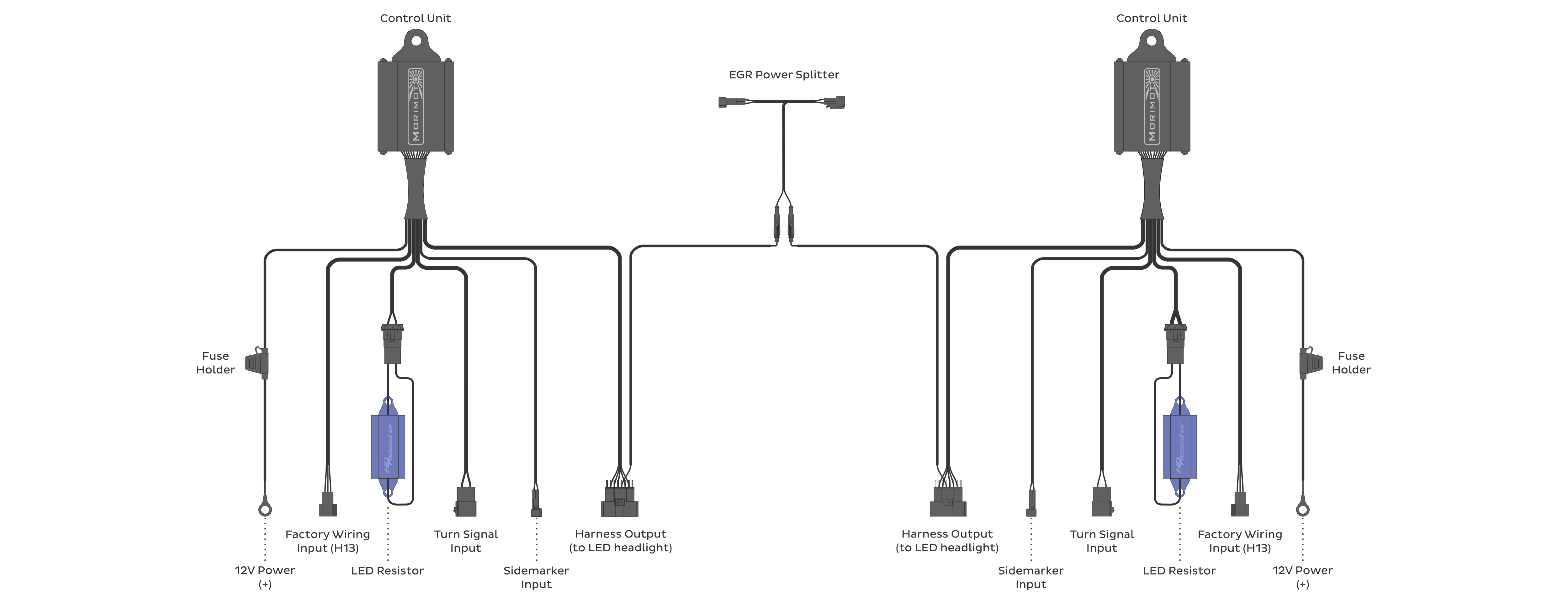 SUPERDUTY OEM LED CONVERSION (2017+) on h4 headlight wiring diagram, h11 headlight wiring diagram, c5 headlight wiring diagram, g8 headlight wiring diagram,
