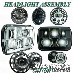 LED Headlights Assembly (Universal)