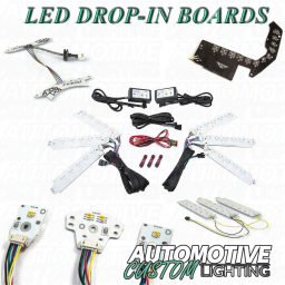 LED Drop-In Boards