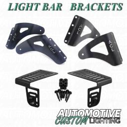Light Bar Brackets